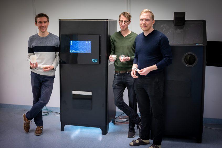 Wematter Gravity Nanocellulosa 3D-skrivare